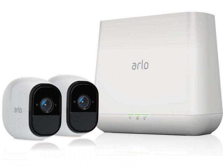 NETGEAR Arlo Pro Wire-Free 2 Surveillance/Security Camera System | NG--NETGEAR