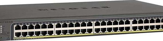 NETGEAR FS752TP ProSafe 48-Port Smart Fast Ethernet Switch-NETGEAR