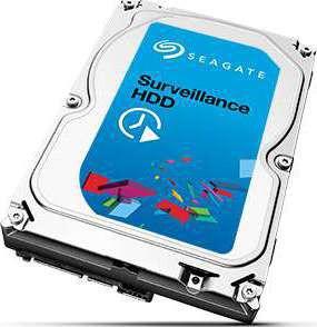 Seagate 1TB Surveillance VX 64 MB - ST1000VX001-Seagate