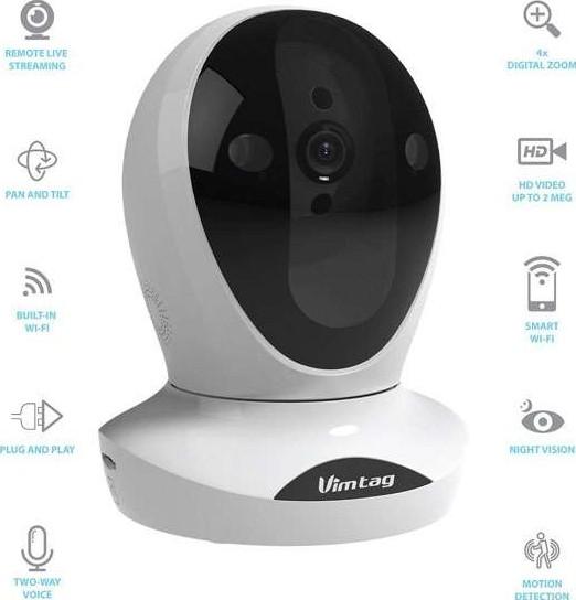 Vimtag P1-S Smart Cloud Monitoring IP Camera-Vimtag